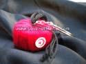 Porte-clés Chachiya tunisienne artisanale