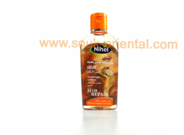 Argan oil for brittle hair brittle
