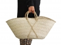 Large Straw Bag Large Model, Shopping Cart, Tote, Couffin