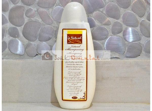 Beef marrow shampoo aloe vera nopal
