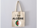 Bag Tote Bag I Love Algeria