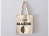 Sac Tote Bag I Love Algérie