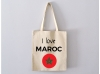 Sac Tote Bag I Love Maroc