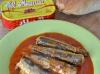 Sardine with harissa Manar 125 g