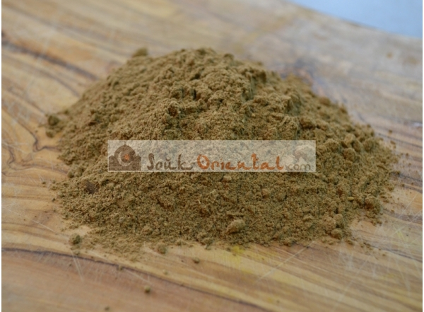 Indian Costus Ground 50 gr
