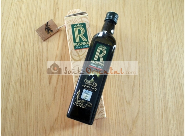 Extra virgin olive oil gift box