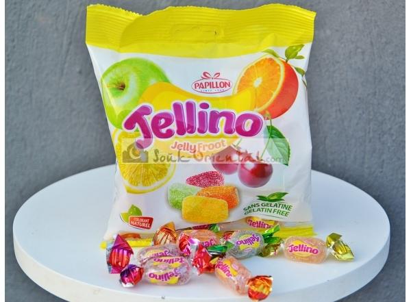 Halal Sweet Filled Soft Candies 150 gr - Papillon