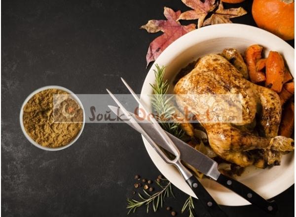 Mélange d'épices pour poulet