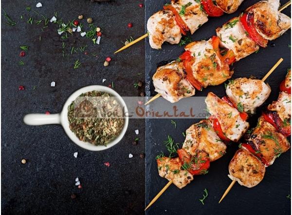 Mélange d'épices pour Kebab