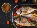Fish spice blend