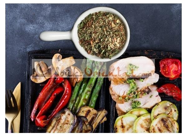 Mélange d'épices pour Viande grillé