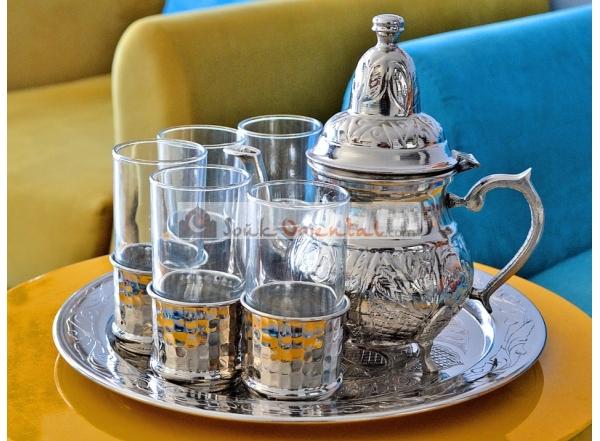Tea copper white