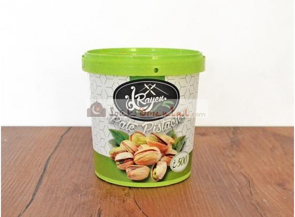 Pâte à pistache 100% naturel