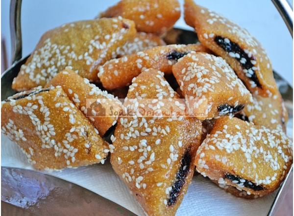 Makroudh Royal Tunisien traditionnel de Kairouan 1kg