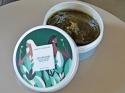 Black soap with Argan and Eucalyptus